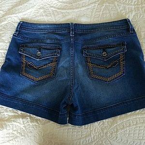 a.n.a Shorts - a.n.a. denim shorts